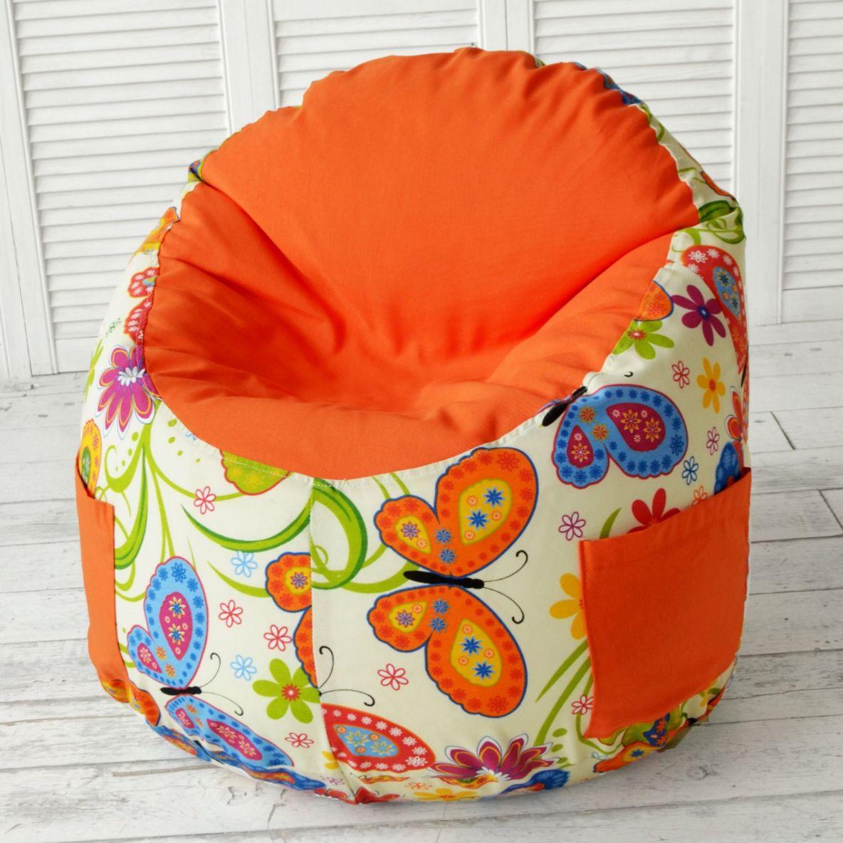 Кресло для детской своими руками 25