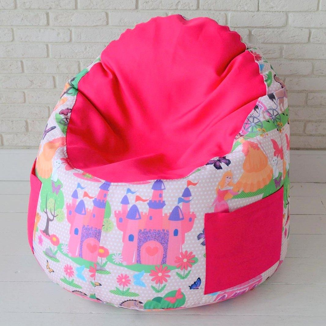 Детский кресло мешок